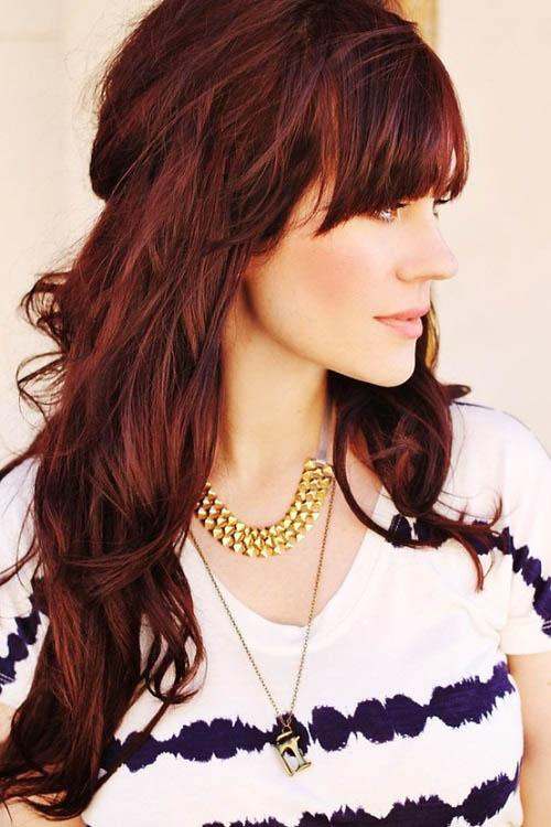 Mahogany hair dye ; dye to your heart's content | Red ...