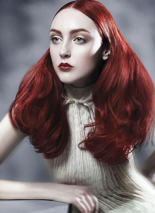 Aveda Red Hair Color