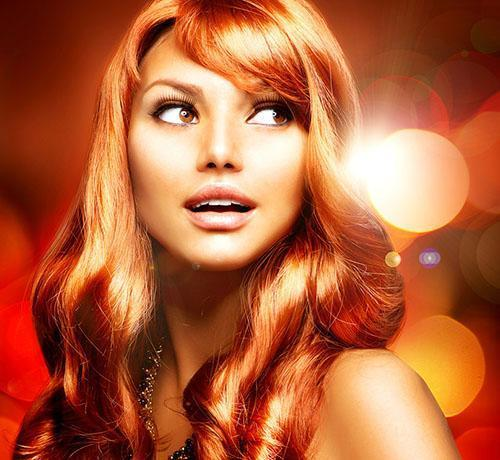 Bright red hair colors; what happens when you dye your ...