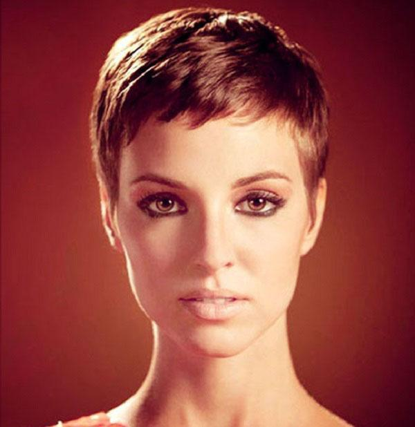 buzz cut hairstyle : Butch Haircuts For Women hairstylegalleries.com